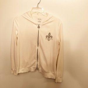 Michael Kors Women's Zip-up Hoodie Size Large